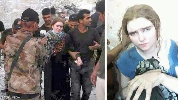 دختر آلمانی داعشی: پشیمان هستم