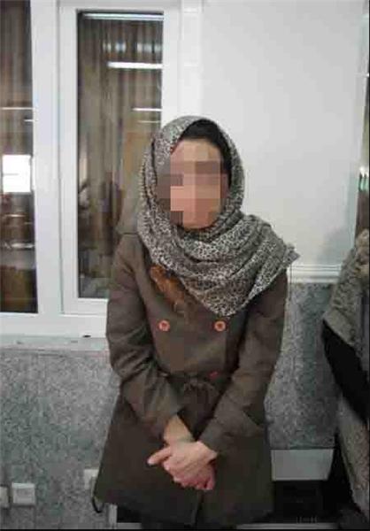 دستگیری خانم دکتر قلابی در نازی آباد